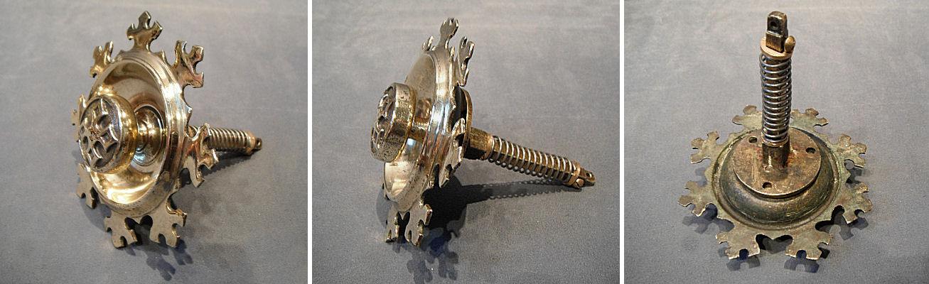 Exterior Brass Bell Pull BP168