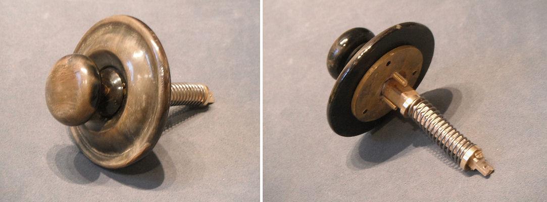 Horn Interior Bell Pull BP190 - Bell Pulls & Servants Intercom Bells - Door  Bell Pulls. Antique ... - Antique Door Bell Pull Antique Furniture