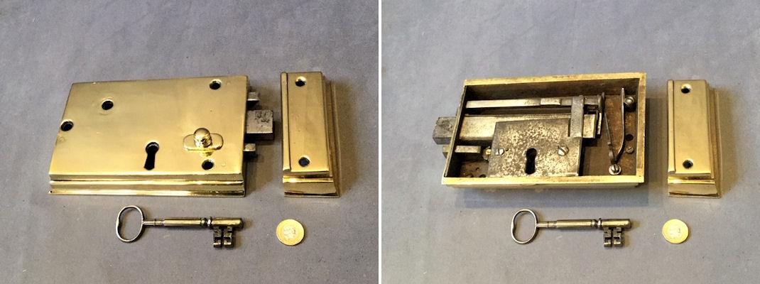 Door Locks & Latches